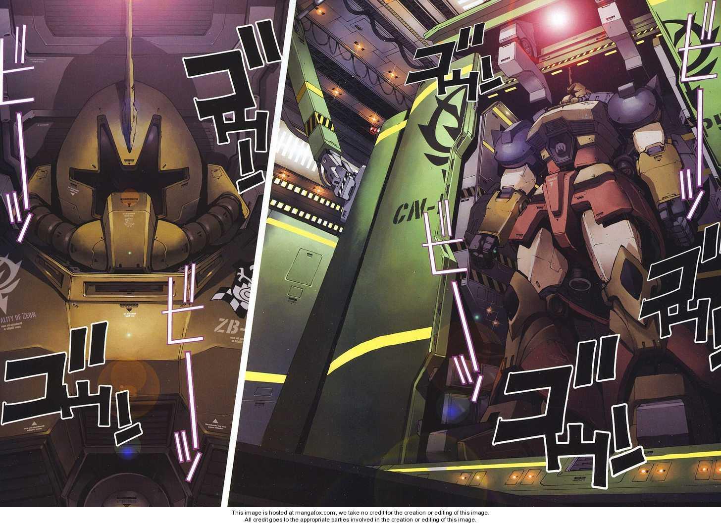 Kidou Senshi Gundam: Giren Ansatsu Keikaku 18 Page 2