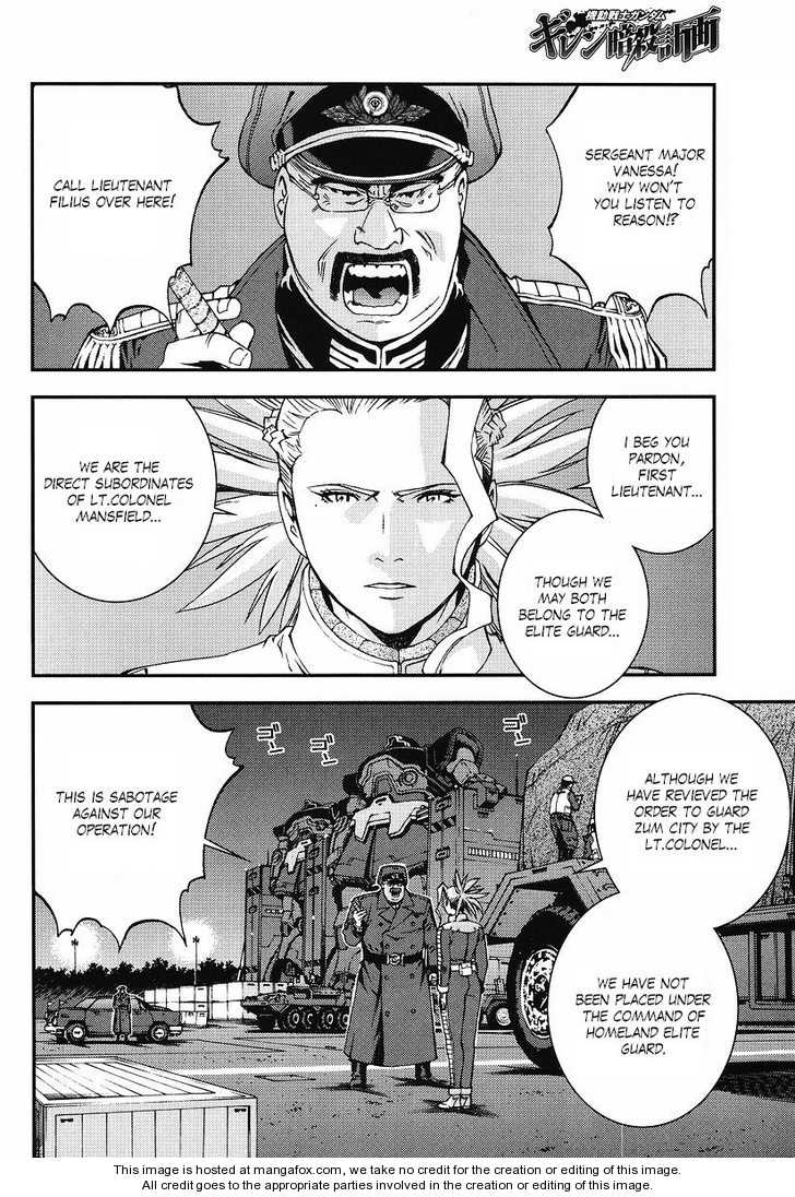 Kidou Senshi Gundam: Giren Ansatsu Keikaku 22 Page 2