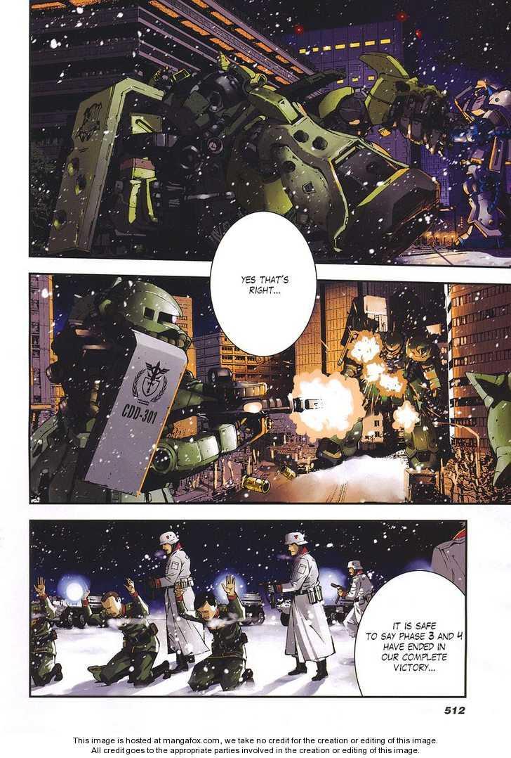 Kidou Senshi Gundam: Giren Ansatsu Keikaku 24 Page 2