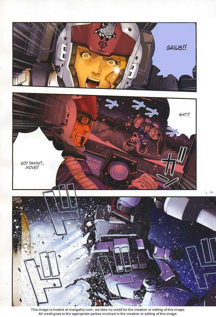 Kidou Senshi Gundam: Giren Ansatsu Keikaku 25 Page 2