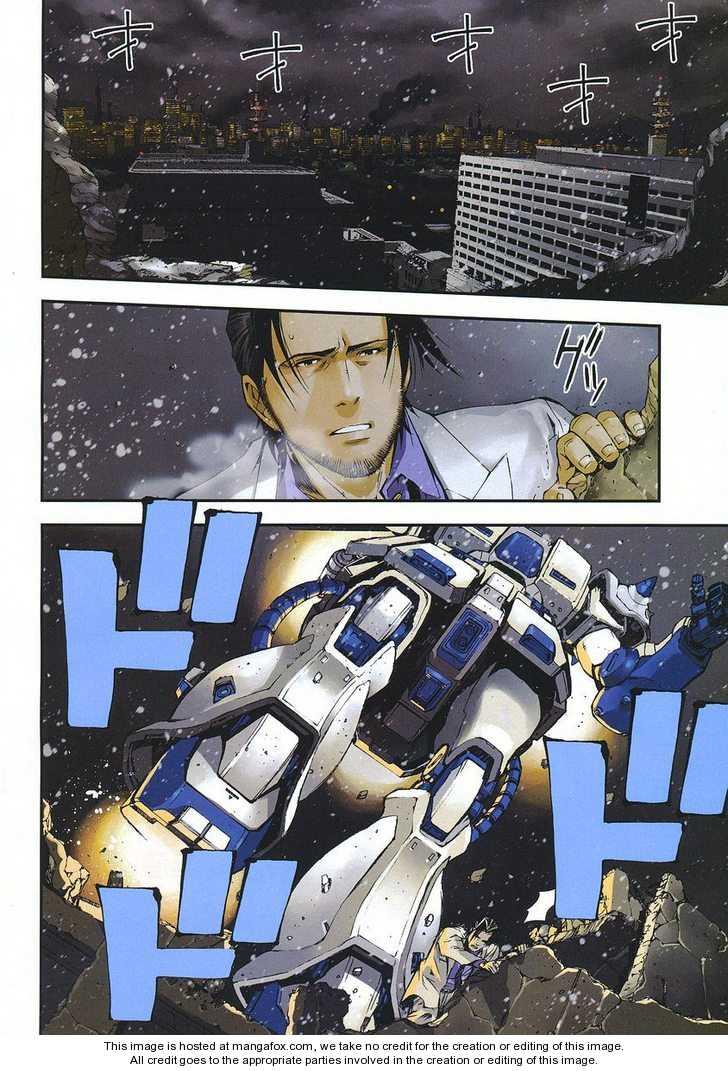 Kidou Senshi Gundam: Giren Ansatsu Keikaku 26 Page 2