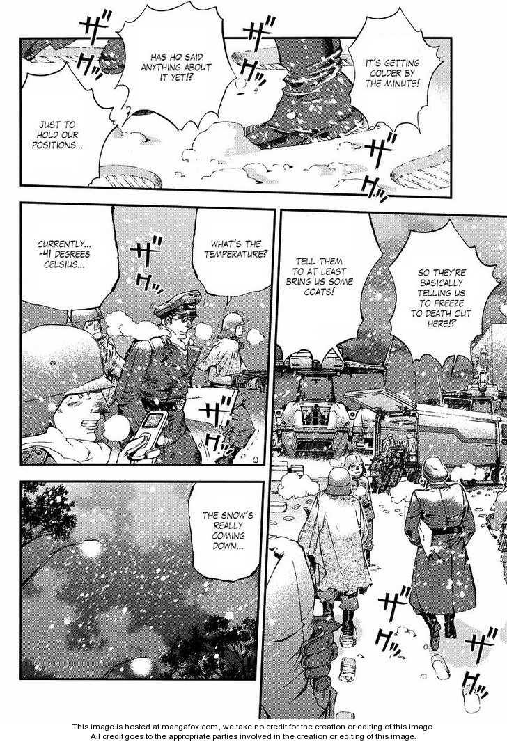 Kidou Senshi Gundam: Giren Ansatsu Keikaku 27 Page 2