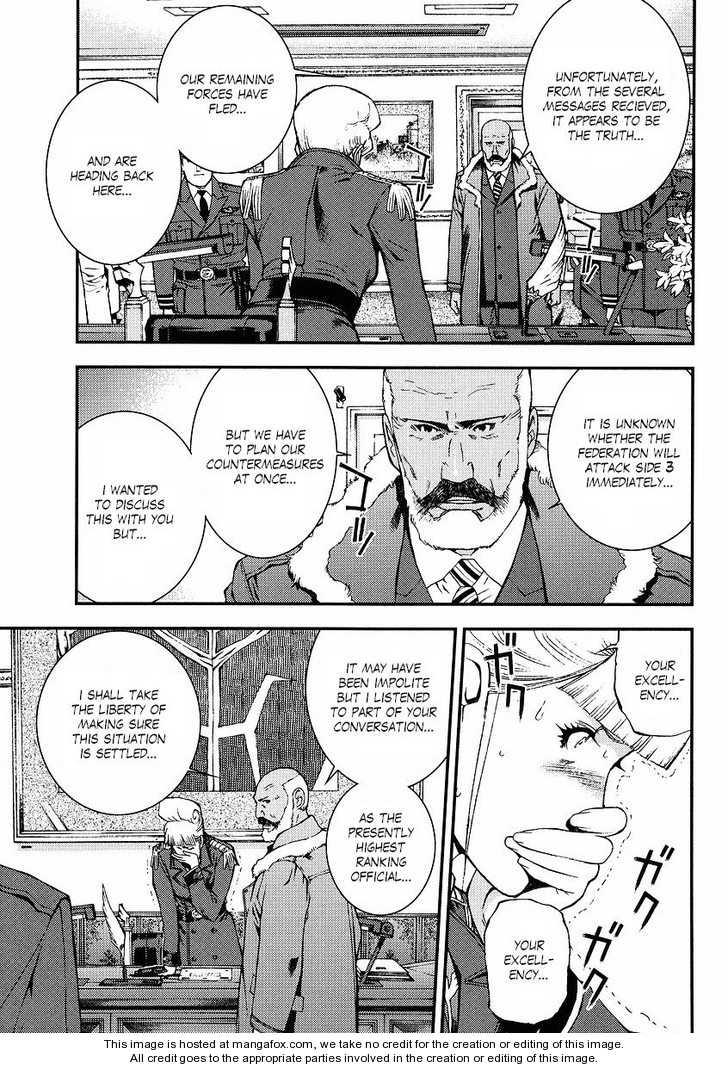 Kidou Senshi Gundam: Giren Ansatsu Keikaku 30 Page 3