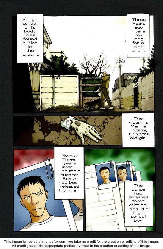Kindaichi Shounen no Jikenbo - Kenmochi Keibu no Satsujin 1 Page 1