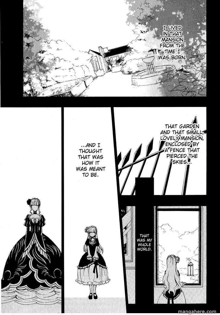 Umineko no Naku Koro ni Episode 3: Banquet of the Golden Witch 6 Page 2