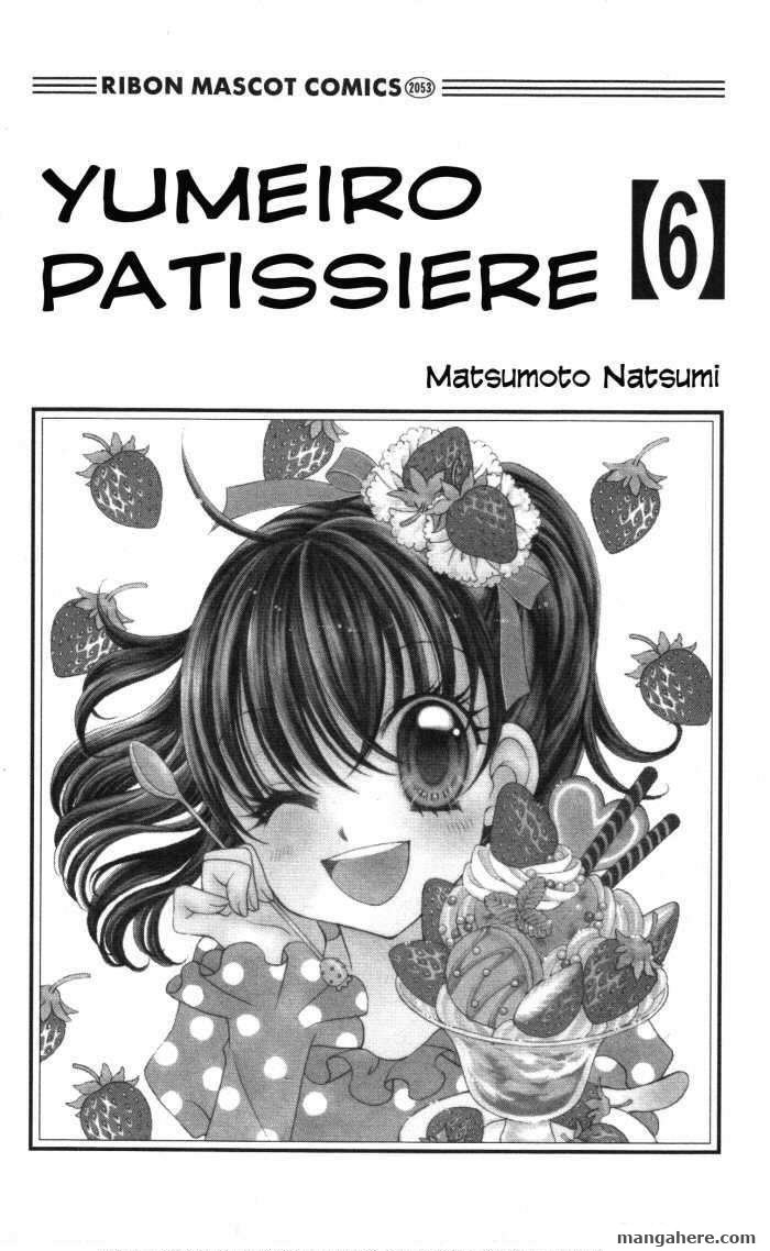 Yumeiro Patissiere 18 Page 2