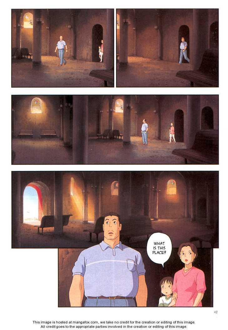 Sen to Chihiro no Kamikakuchi 3 Page 2