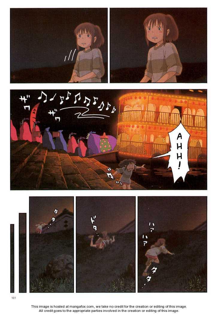 Sen to Chihiro no Kamikakuchi 6 Page 2