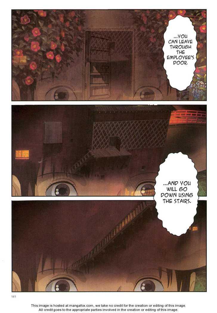 Sen to Chihiro no Kamikakuchi 8 Page 2