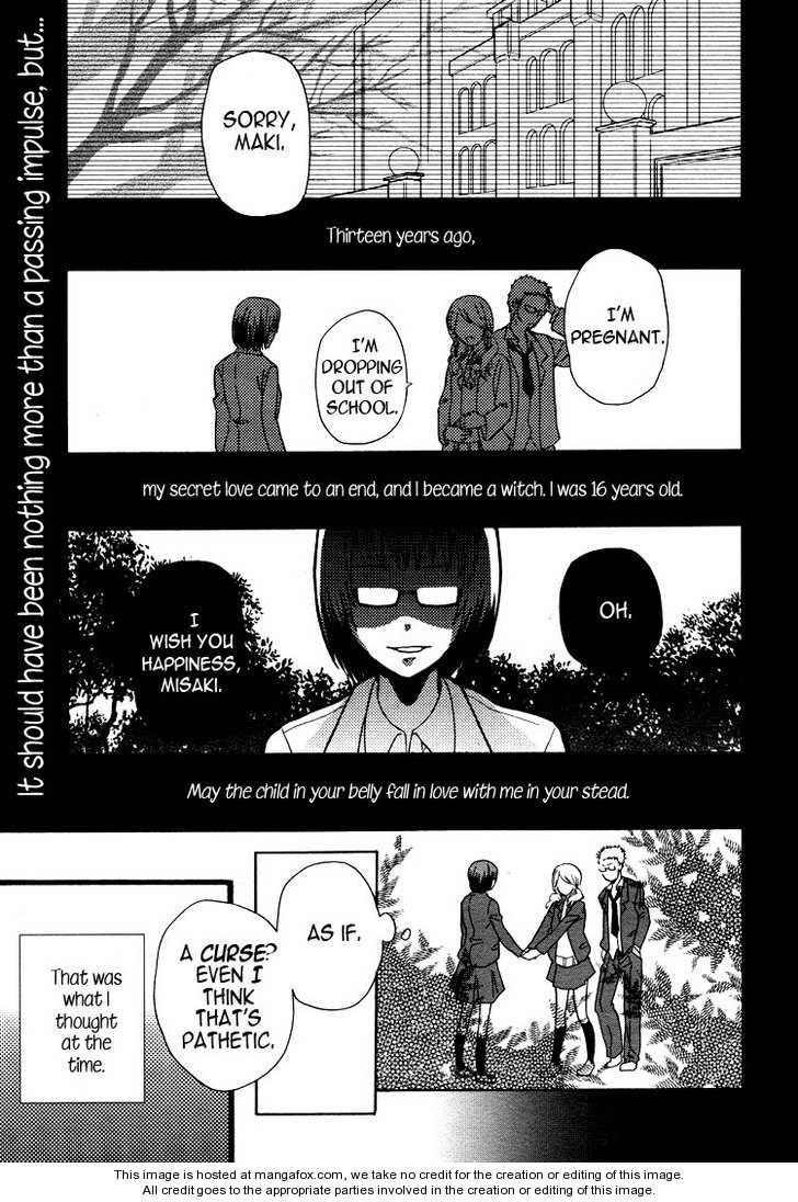 The Structural Formula of First Love 0 Page 2