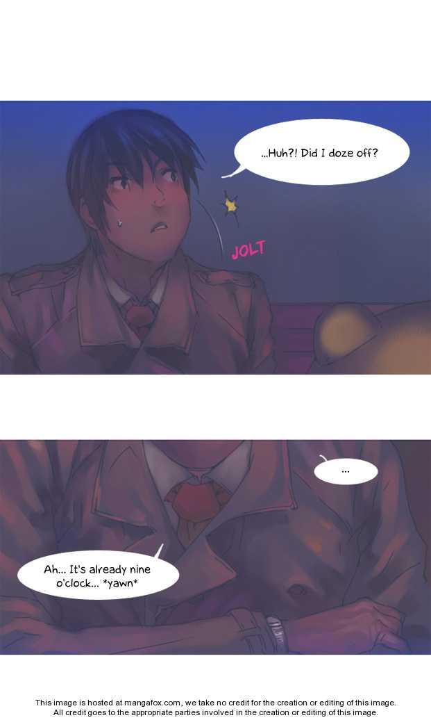 Please! Mr. Bear! 7 Page 3