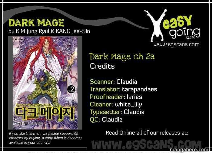 Dark Mage 2.1 Page 1