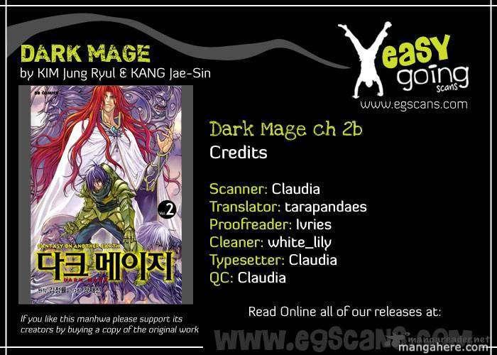 Dark Mage 4 Page 1