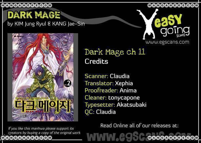 Dark Mage 14 Page 1