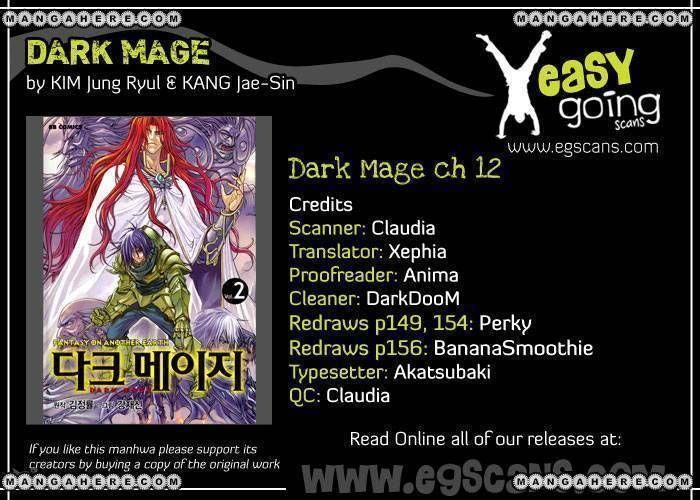 Dark Mage 15 Page 1