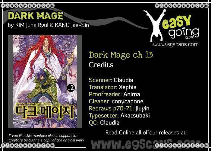 Dark Mage 17 Page 1