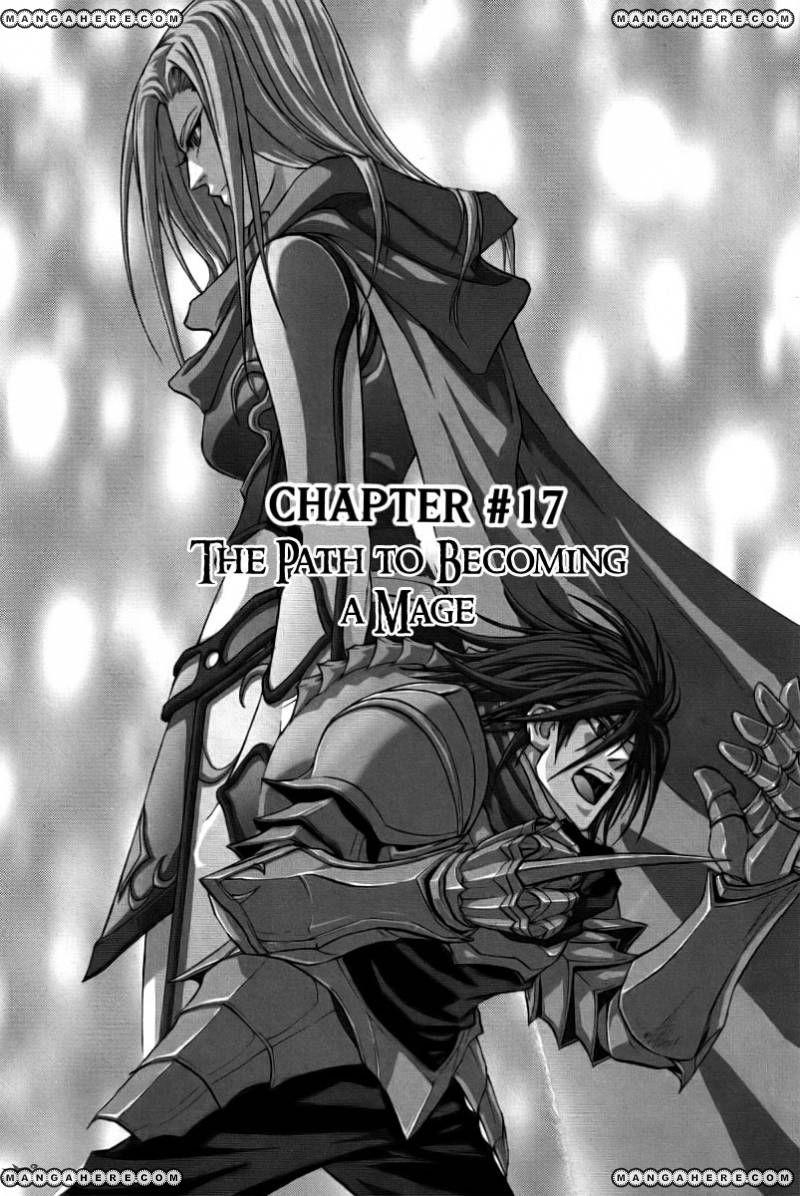 Dark Mage 21 Page 1
