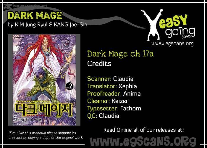 Dark Mage 22 Page 1