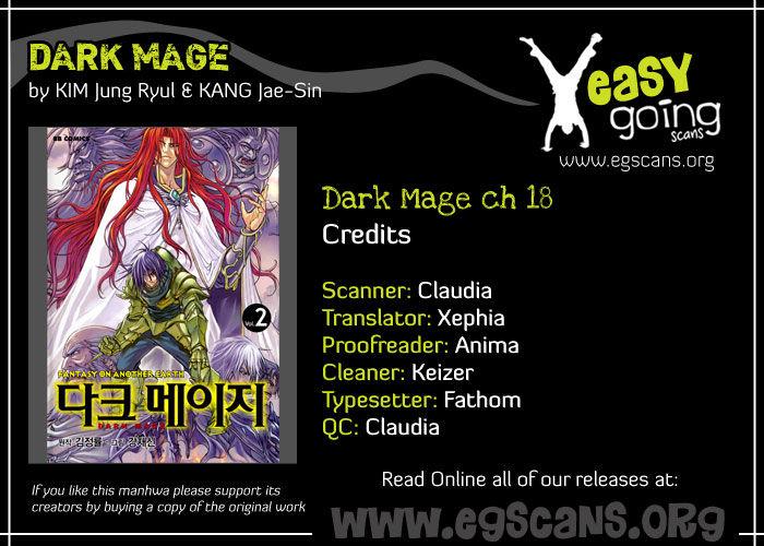 Dark Mage 23 Page 1