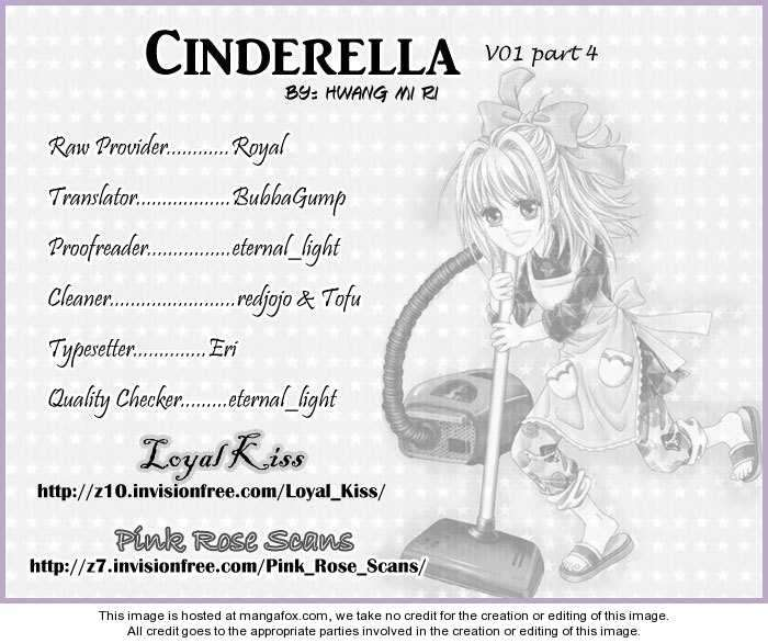 I Will Be Cinderella 4 Page 2