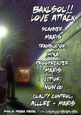 Bakusou!! Love Attack 4 Page 1