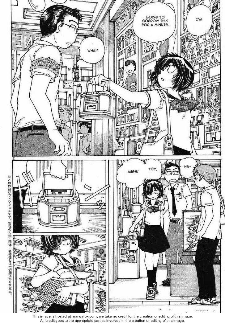 Mysterious Girlfriend X 45 Page 2