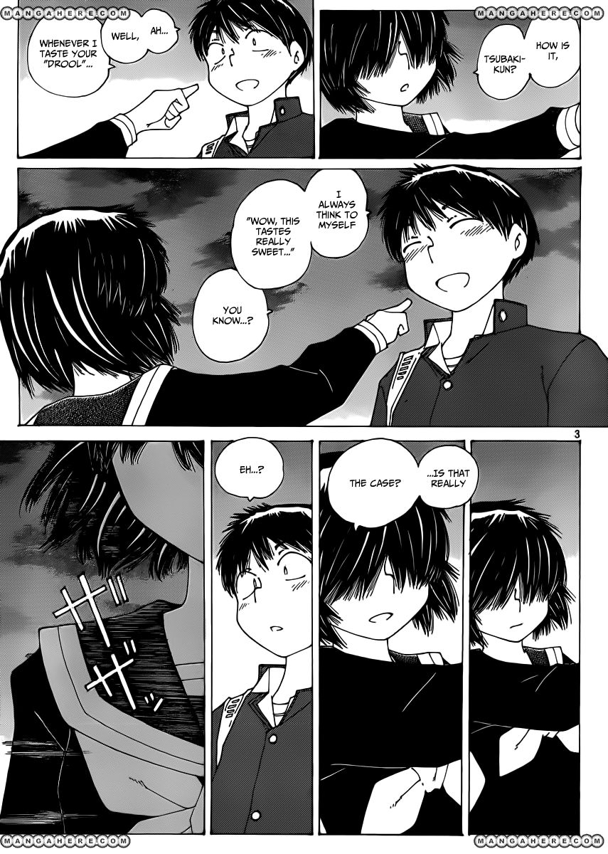Mysterious Girlfriend X 66 Page 3