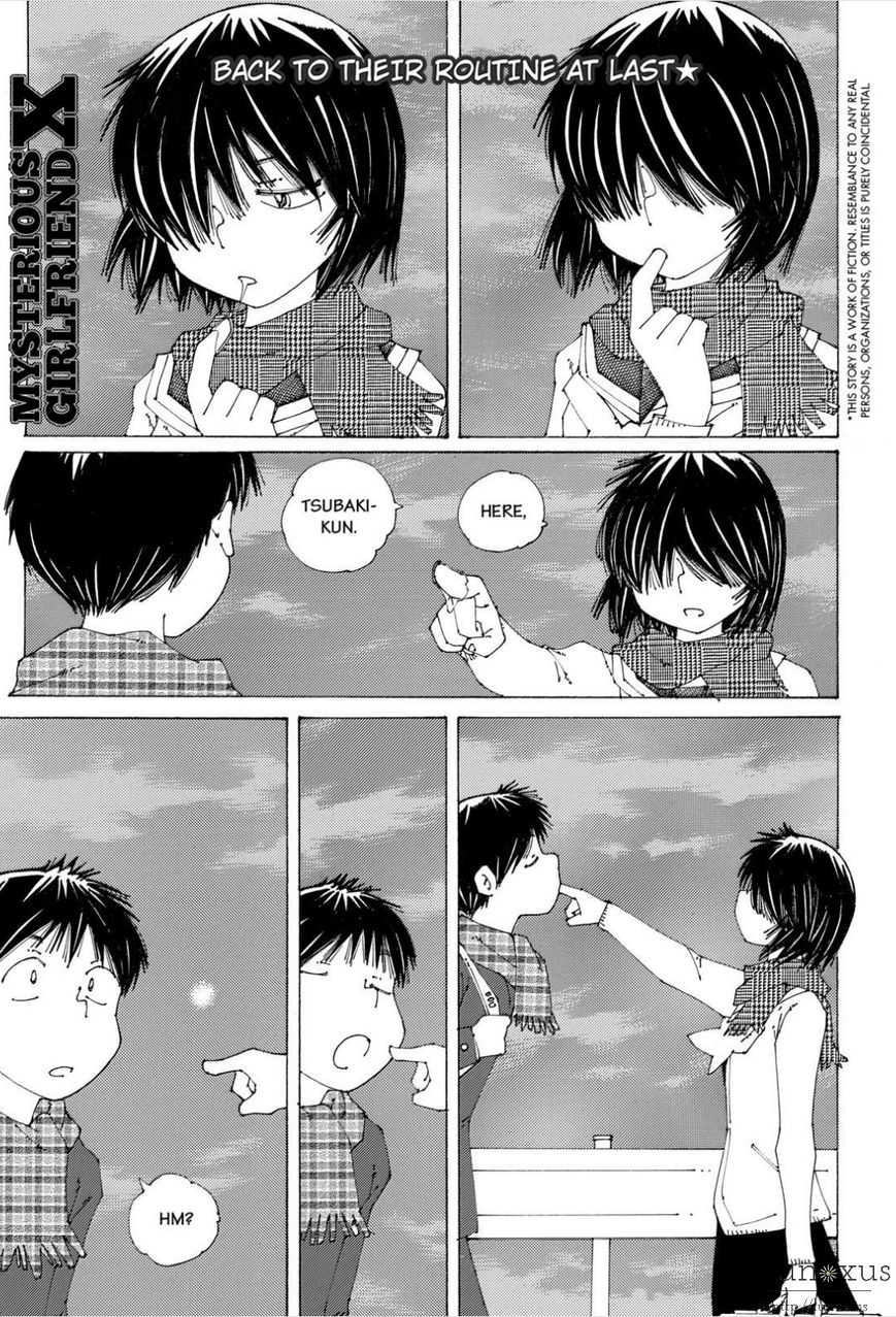 Mysterious Girlfriend X 85 Page 2