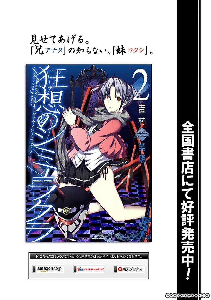 Kyousou no Simulacra 15 Page 1