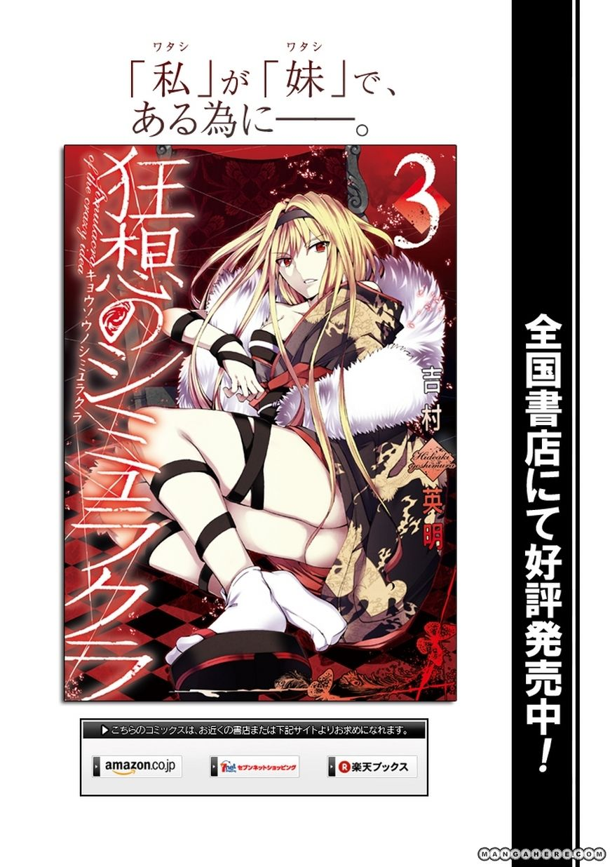 Kyousou no Simulacra 20 Page 1