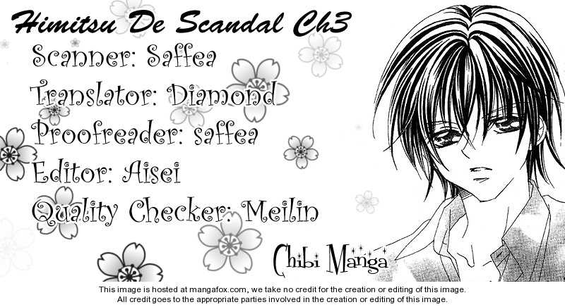 Himitsu de Scandal 3 Page 2