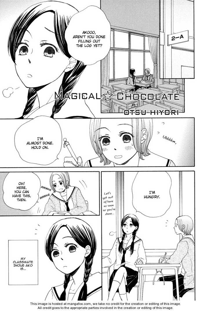 Magical Chocolate 0 Page 4