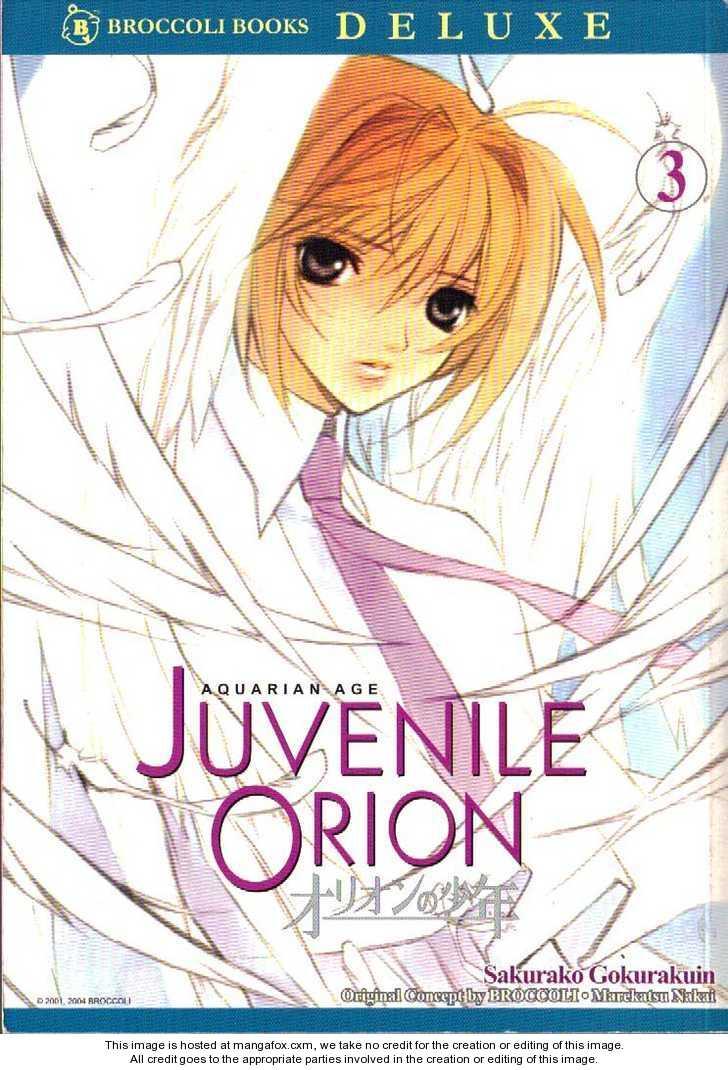 Juvenile Orion 11 Page 1