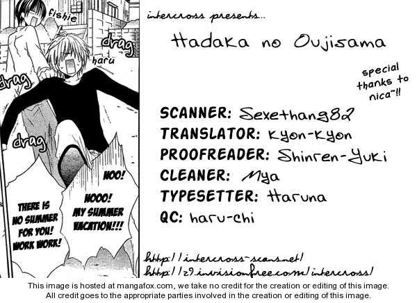 Hadaka no Oujisama (MIYUKI Mitsubachi) 1 Page 1