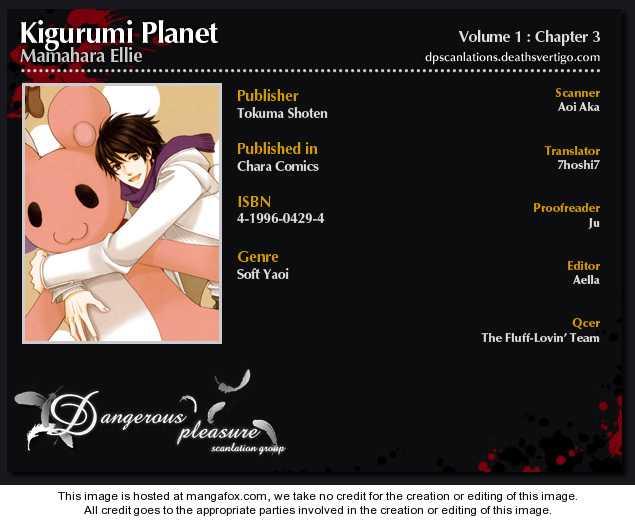 Kigurumi Planet 3 Page 3