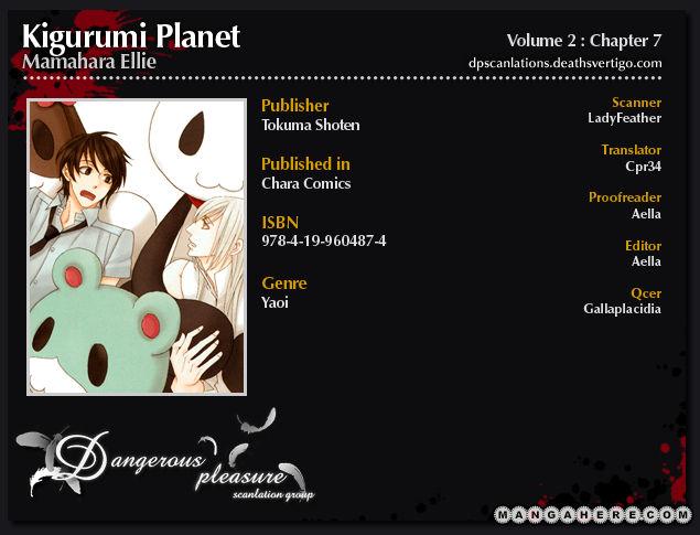 Kigurumi Planet 7 Page 2
