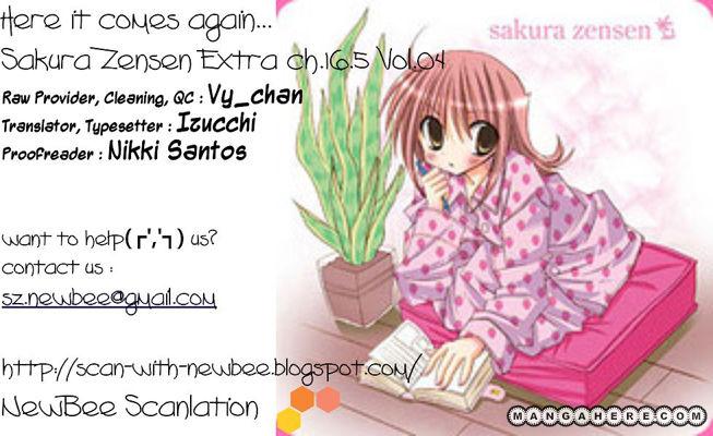 Sakura Zensen 16.5 Page 1