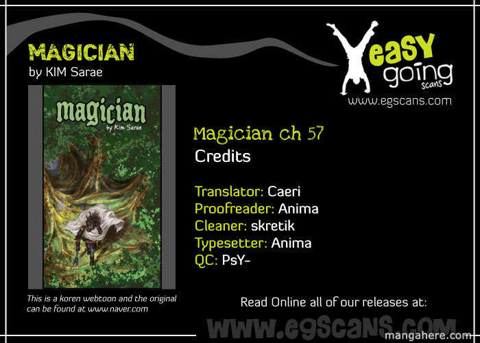 Magician 57 Page 1