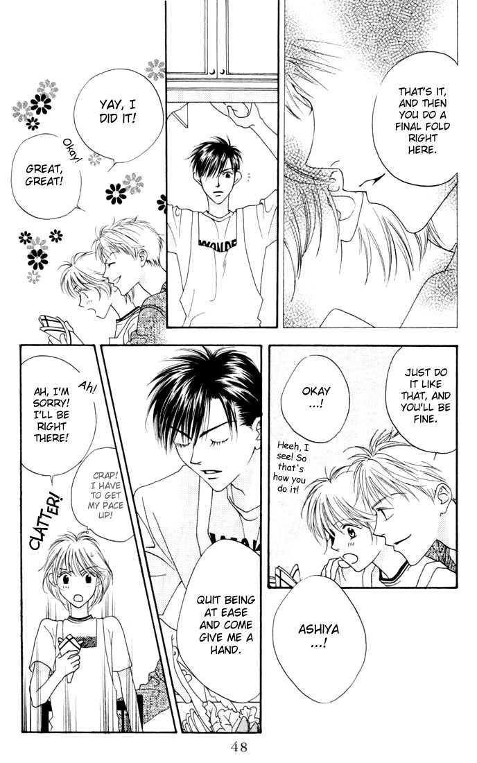 Hana Kimi 12 Page 4