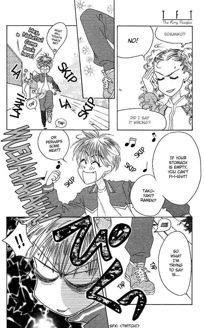 Hana Kimi 38 Page 4