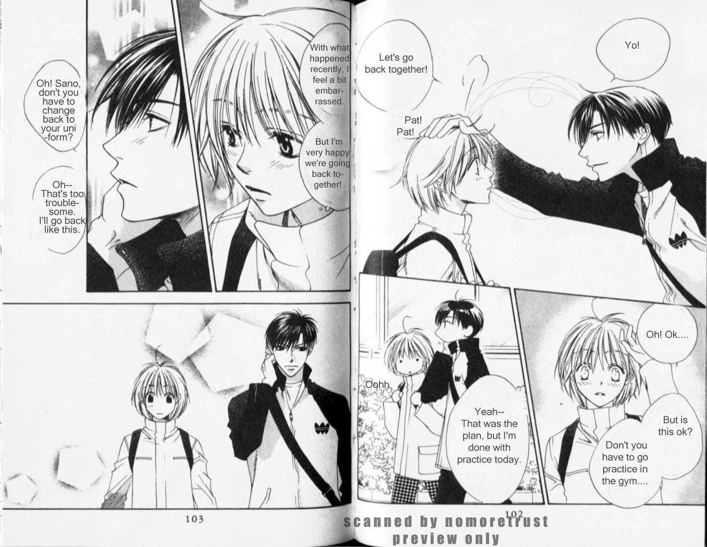 Hana Kimi 116 Page 3