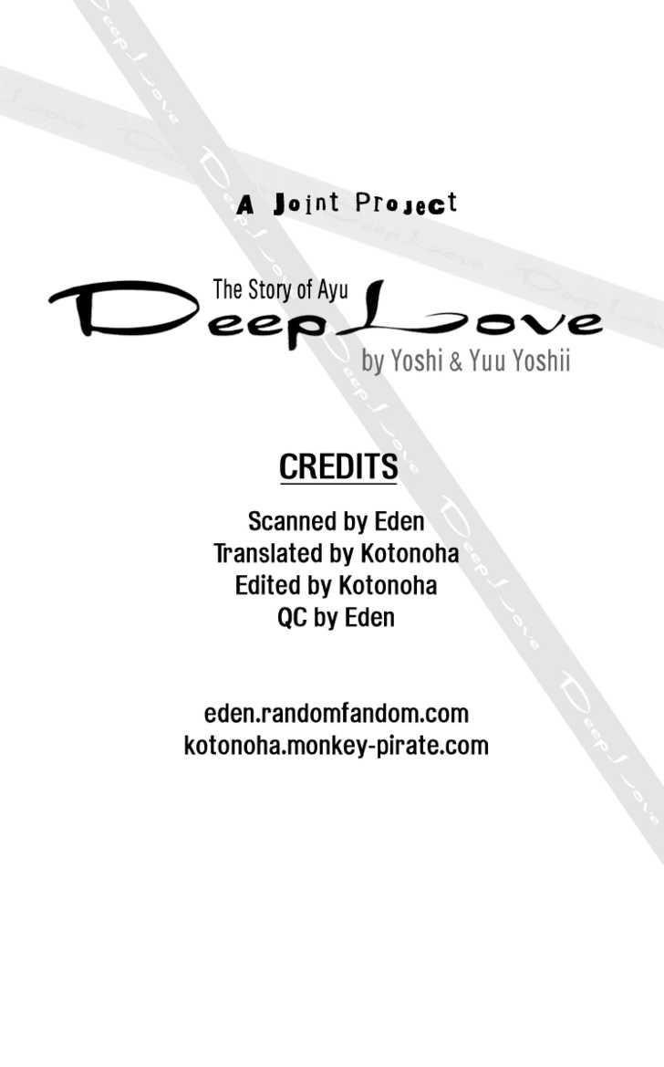 Deep Love - Ayu no Monogatari 6 Page 1