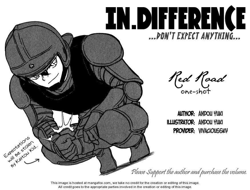 Akai Michi 0 Page 1