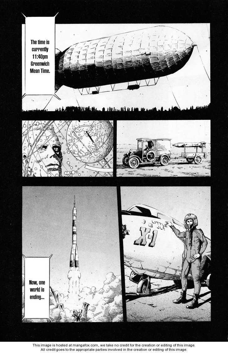 Gundam UC: Bande Dessinee 1 Page 1