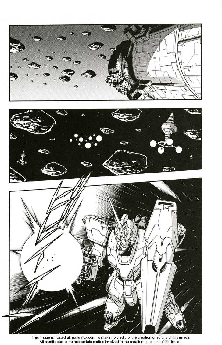 Gundam UC: Bande Dessinee 3 Page 3