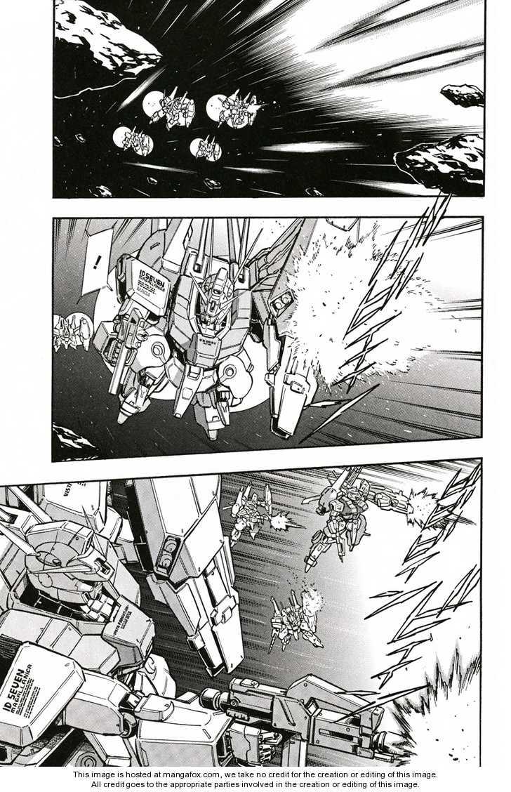 Gundam UC: Bande Dessinee 3 Page 4
