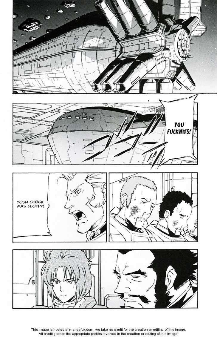 Gundam UC: Bande Dessinee 5 Page 2