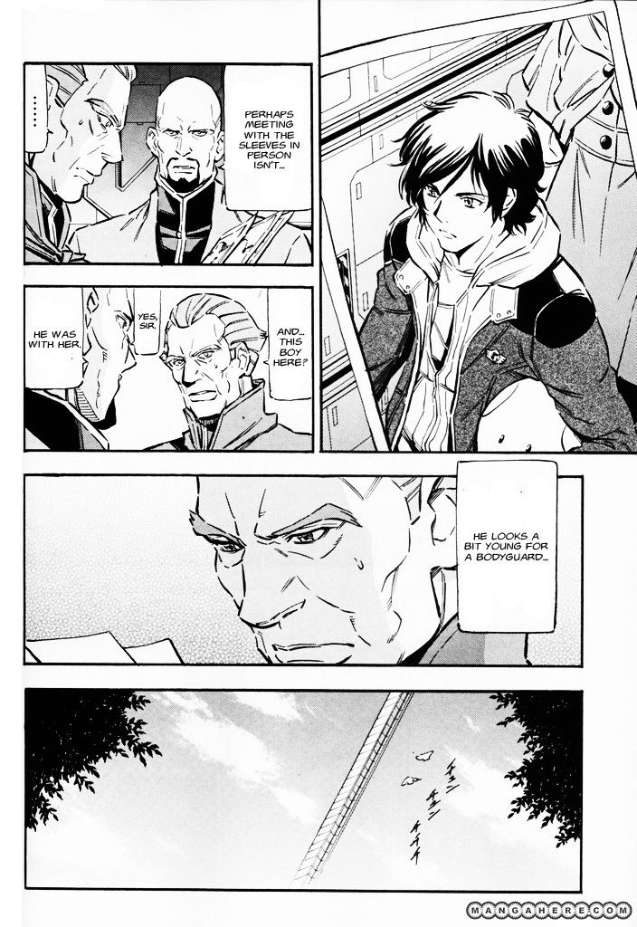 Gundam UC: Bande Dessinee 7 Page 4