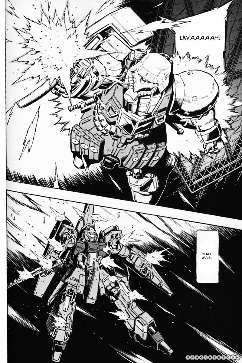 Gundam UC: Bande Dessinee 8 Page 2