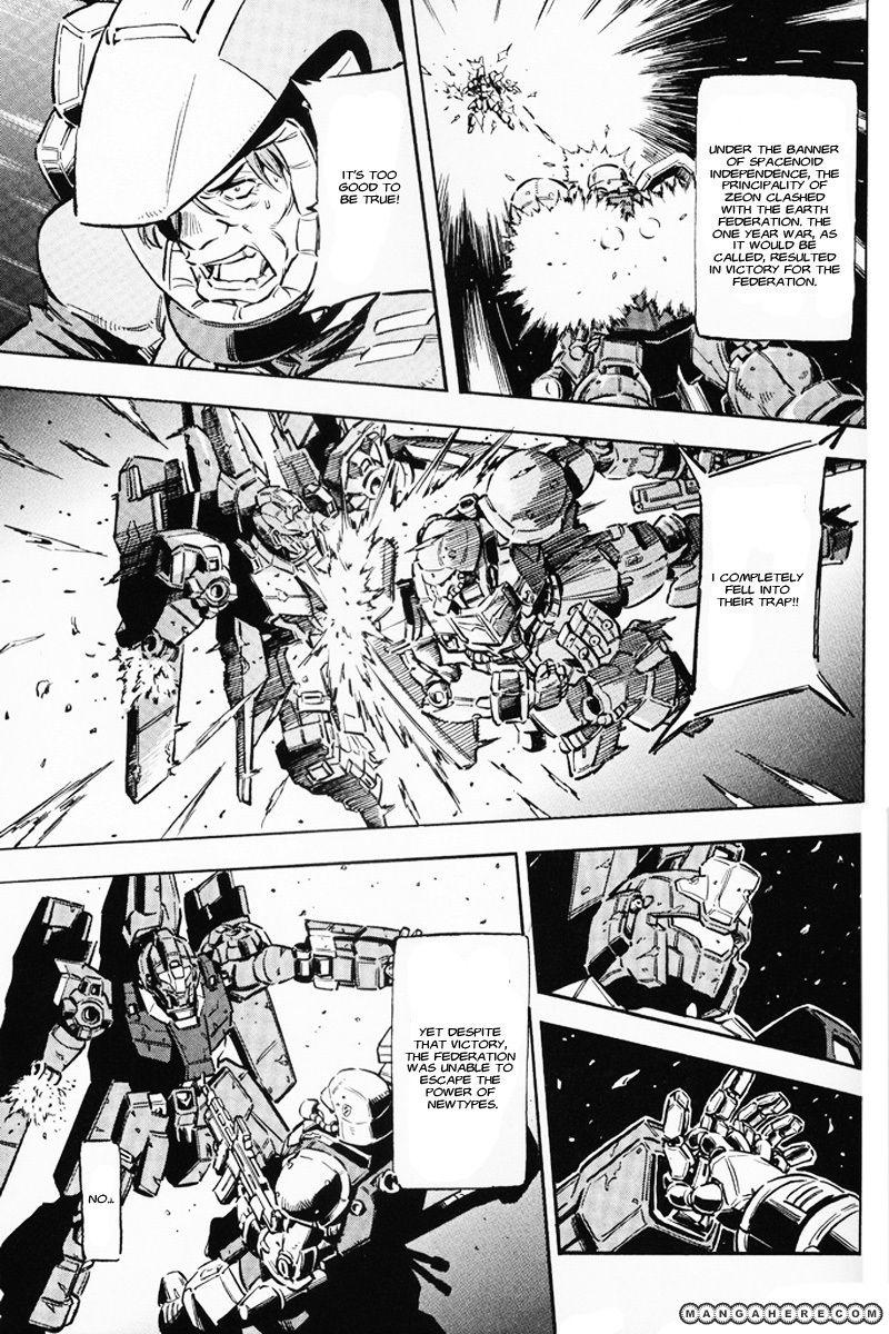 Gundam UC: Bande Dessinee 8 Page 3